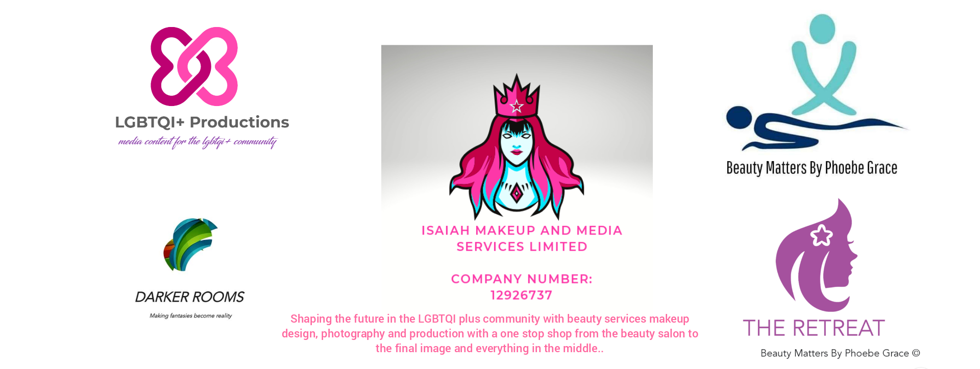 Beauty Matters By Phoebe Grace ( Isaiah make-up and media services ltd)